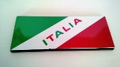 Italia Flag Bar/Sticker