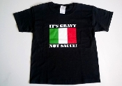 """It's Gravy Not Sauce!"" Children's T-shirt"