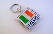 Irish Keychain